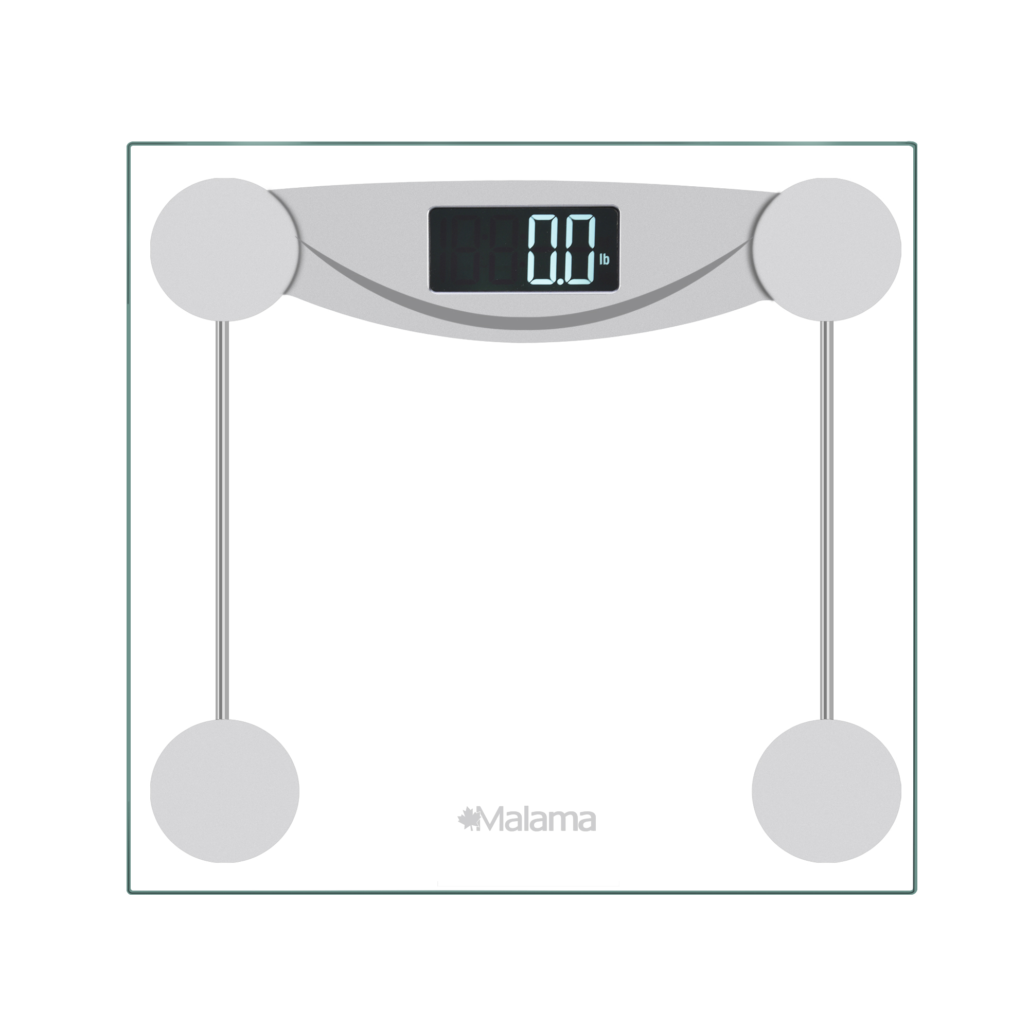 Weight Scale Precision Digital Body Bathroom Scale With Step-On Technology,